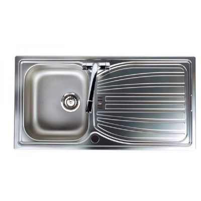 Astracast Alto Single Bowl Insert Kitchen Sink 980 x 510 - 52002270